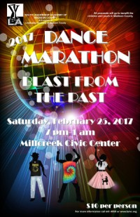 Youth Leadership Academy Dance Marathon