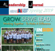 LAMC Spring 2019 Newsletter cover sm