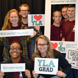 Youth Leadership Academy Class of 2017 Graduation Facebook Photo Album
